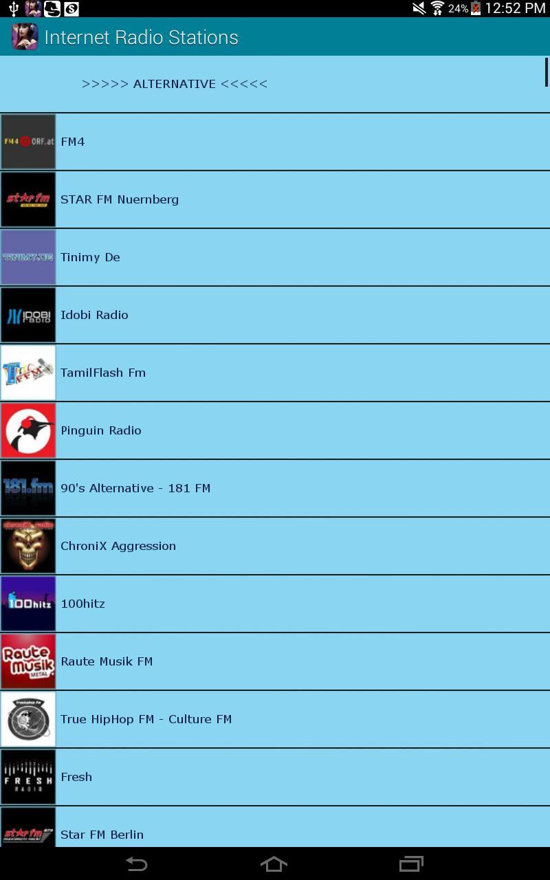 Internet Radio Stations screenshot 13