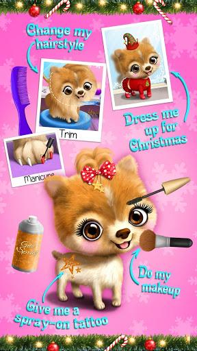 Christmas Animal Hair Salon 2 3 تصوير الشاشة