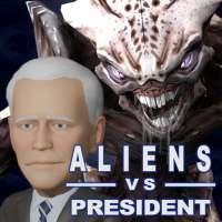 Aliens vs President IV on APKTom