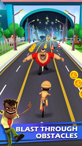 Little Singham Cycle Race screenshot 2