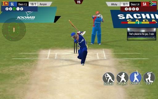 Sachin Saga Cricket Champions screenshot 14
