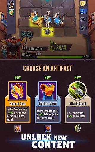 Triumph of Legends screenshot 10