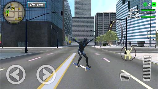 Black Hole Hero : Vice Vegas Rope Mafia screenshot 6