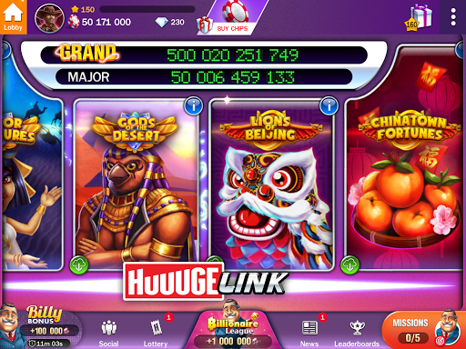 Billionaire Casino Slots 777 screenshot 20