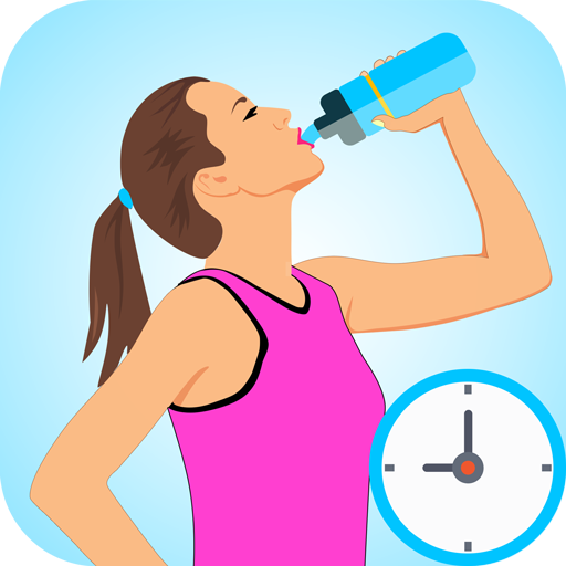 Water Tracker: Water Drinking Reminder App icon