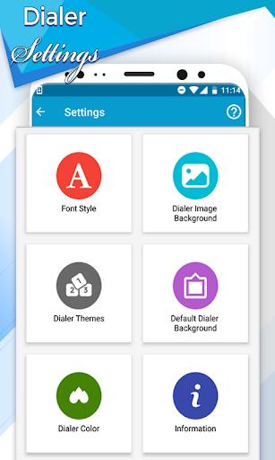 Photo Phone Dialer App: Caller Screen Theme screenshot 3