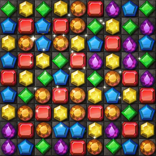 Jewels Temple Quest : Match 3 आइकन