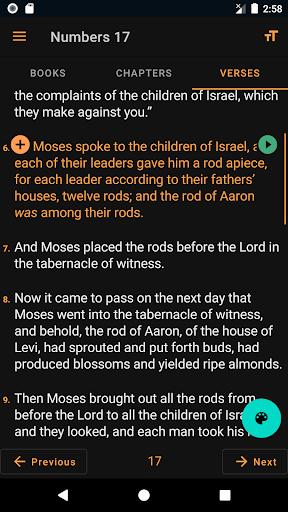 New King James Version screenshot 5