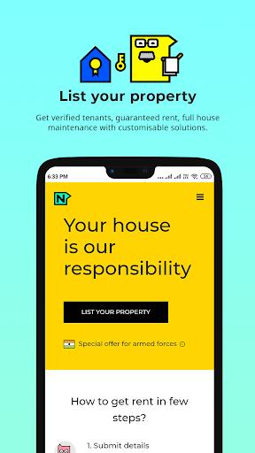 Nestaway- Rent a House, Room or Bed screenshot 7