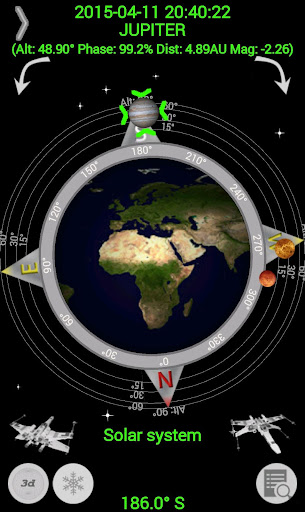 Planet Finder screenshot 12