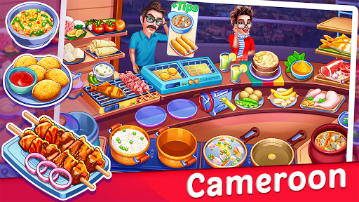 Cooking Express : Food Fever Cooking Chef Games 6 تصوير الشاشة