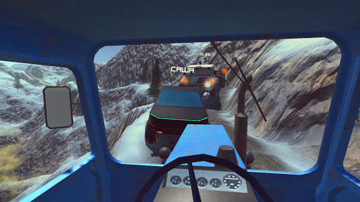Offroad Simulator Online: 8x8 & 4x4 off road rally screenshot 2