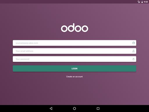 Odoo screenshot 9