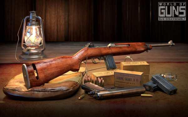 World of Guns: Gun Disassembly скриншот 15
