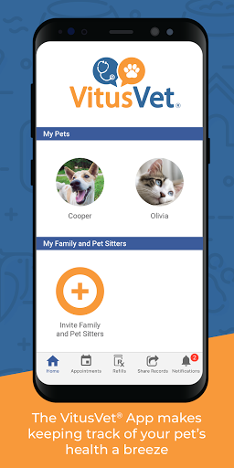 VitusVet: Pet Health Care App screenshot 1