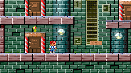 SUPERBLAM! - The Super Hero 3 تصوير الشاشة