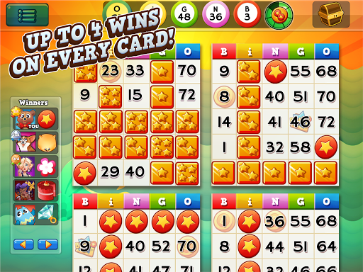 Bingo Pop - Live Multiplayer Bingo Games for Free 7 تصوير الشاشة