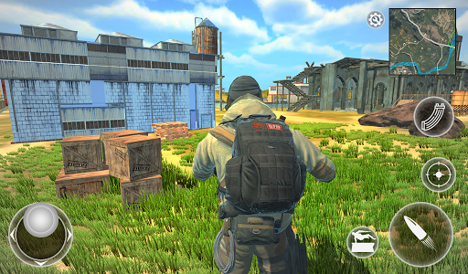 Free Survival Battleground: Fire Battle Royale screenshot 7