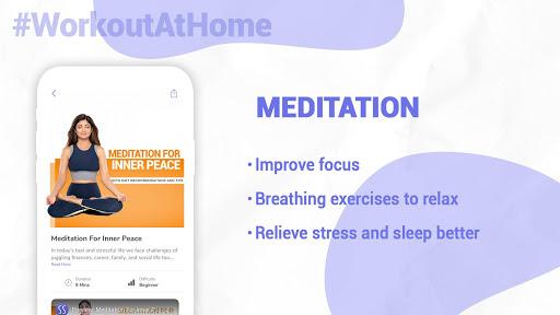 Simple Soulful - Shilpa Shetty: Yoga Exercise Diet screenshot 15