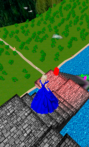 Cinderella. Way home. screenshot 1