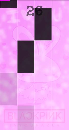 Black Pink Piano Game 6 تصوير الشاشة