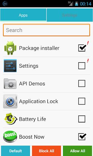 Application Lock 2 تصوير الشاشة