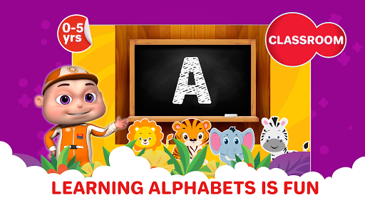 ABC Song - Rhymes Videos, Games, Phonics Learning screenshot 4