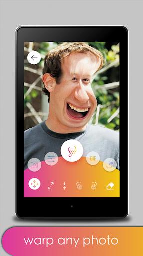 Photo Warp screenshot 7