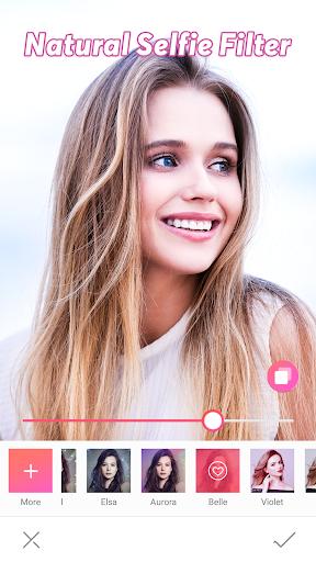 :Candy Selfie - محرر الصور وكاميرا التصفية الحية 1 تصوير الشاشة