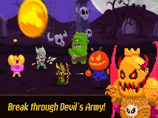 [VIP]Coin Princess: Offline Retro RPG Quest screenshot 4