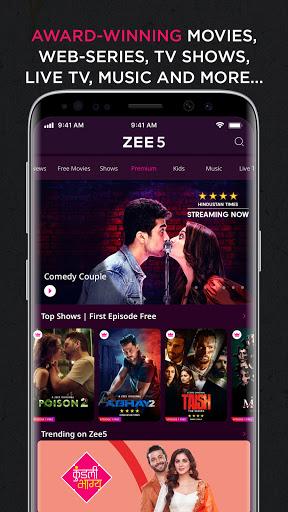 ZEE5: Movies, TV Shows, Web Series screenshot 2