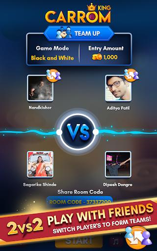 Carrom King™ - Best Online Carrom Board Pool Game स्क्रीनशॉट 20
