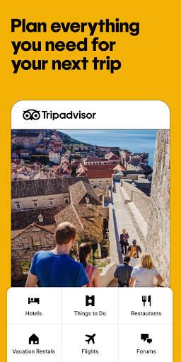 Tripadvisor Hotel, Flight & Restaurant Bookings screenshot 3