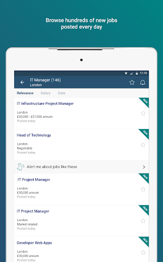 Jobsite - Find UK jobs and careers around you screenshot 6