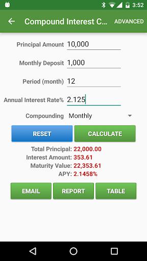 Financial Calculators screenshot 5