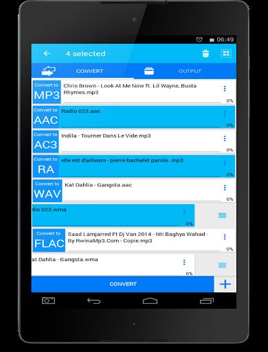 All Video Mp3 Audio Converter screenshot 17