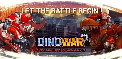 Dino War Spino VS Tyranno screenshot 1