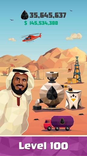 放置石油王:ガソリン工場シミュレーター screenshot 3