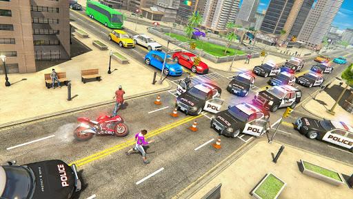 Theft Bike Drift Racing screenshot 5