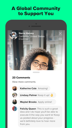 Goodwall - Community for Students & Professionals screenshot 4