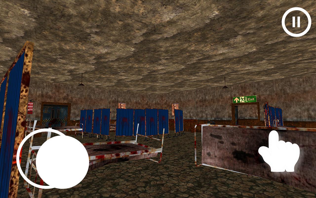 horror Scary granny Escape House :New Horror Game 7 تصوير الشاشة