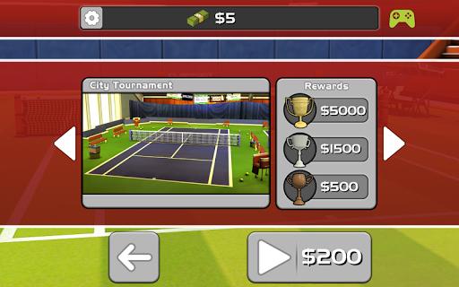 Play Tennis screenshot 5
