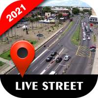 Live Street Map View 2021 - Earth Navigation Maps on 9Apps