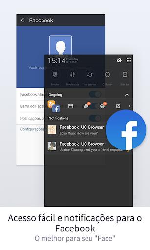 UC Browser - Navegador screenshot 5