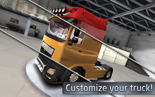 Euro Truck Evolution (Simulator) screenshot 17