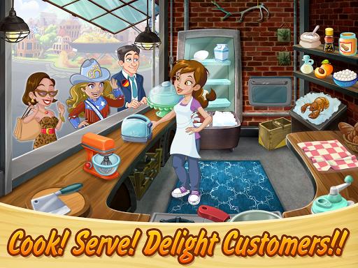 Kitchen Scramble: Cooking Game screenshot 2