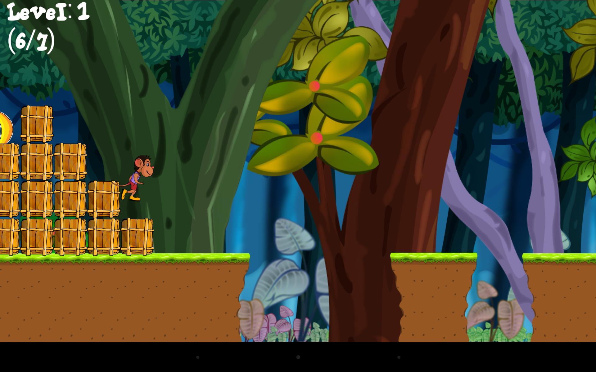 Jungle Loony Monkey Adventure 2 تصوير الشاشة