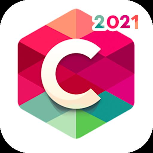 ikon Peluncur C: Tema DIY, sembunyikan aplikasi