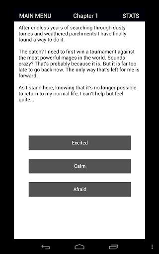 Magium - D&D Inspired Text Adventure RPG (CYOA) screenshot 7