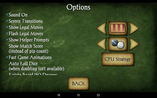 Backgammon Free 22 تصوير الشاشة